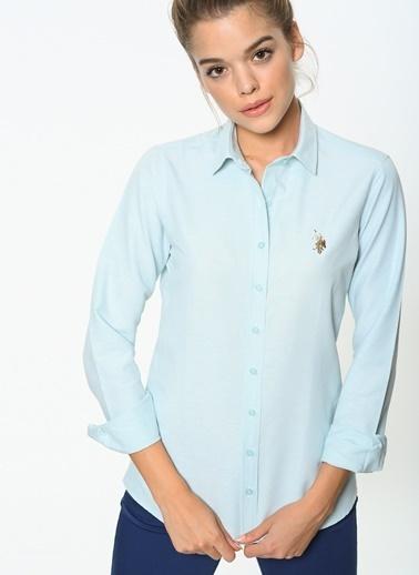 Slim Fit Gömlek-U.S.Polo Assn.